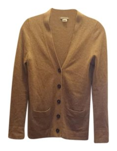 J.Crew Cashmere Buttoons V-neck Cardigan