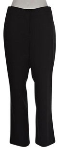 J.Crew Campbell Womens Textured Dress Wool Trousers Career Pants
