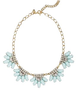 J.Crew Factory flower fringe necklace 02718
