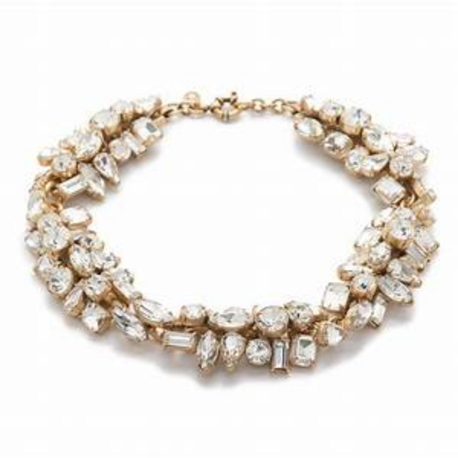 JCrew Bridal Jewelry Accessories Up to 90 off at Tradesy
