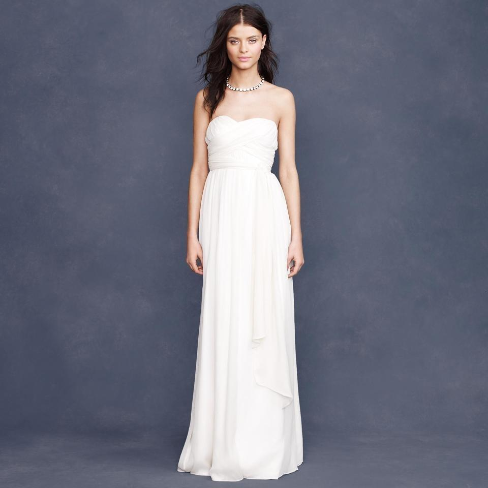 J Crew Wedding Dresses Up To 85 Off At Tradesy