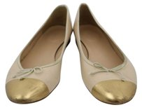 J.Crew J Crew Womens Slip On Beige Flats