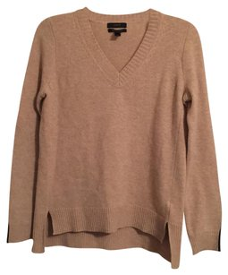 J.Crew Cashmere Tan Sweater