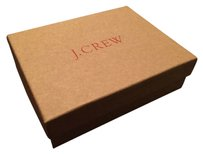 J.Crew Brand New J Crew Box - (great for jewelry storage or gifting)