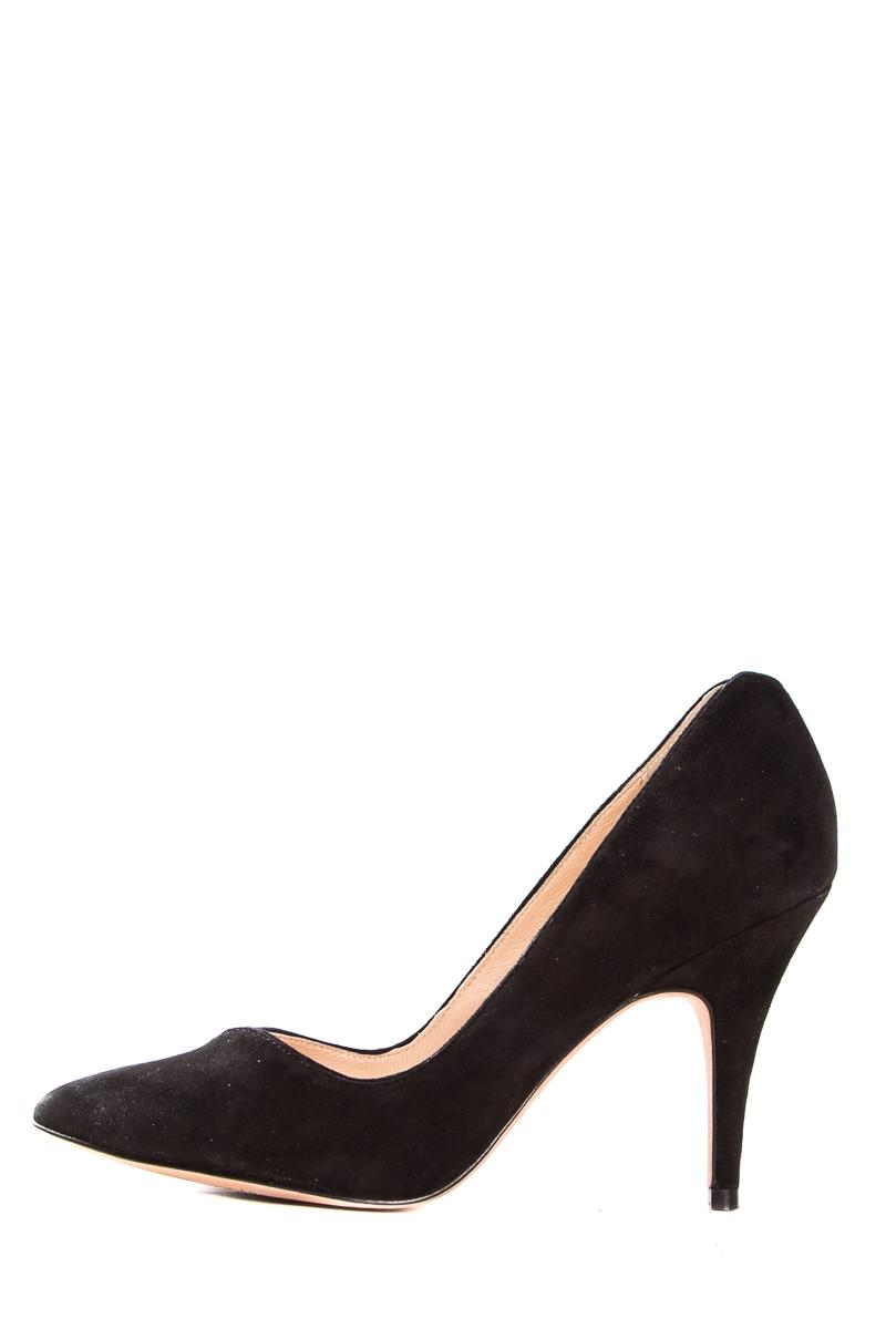 Jean-Michel Cazabat Suede Pointed-Toe Pumps lowest price cheap price outlet supply Y9IugVbH