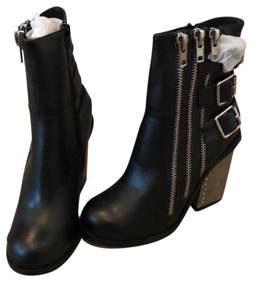White 40 Leather WEEKEND Jeffrey Campbell y0wqPROwz