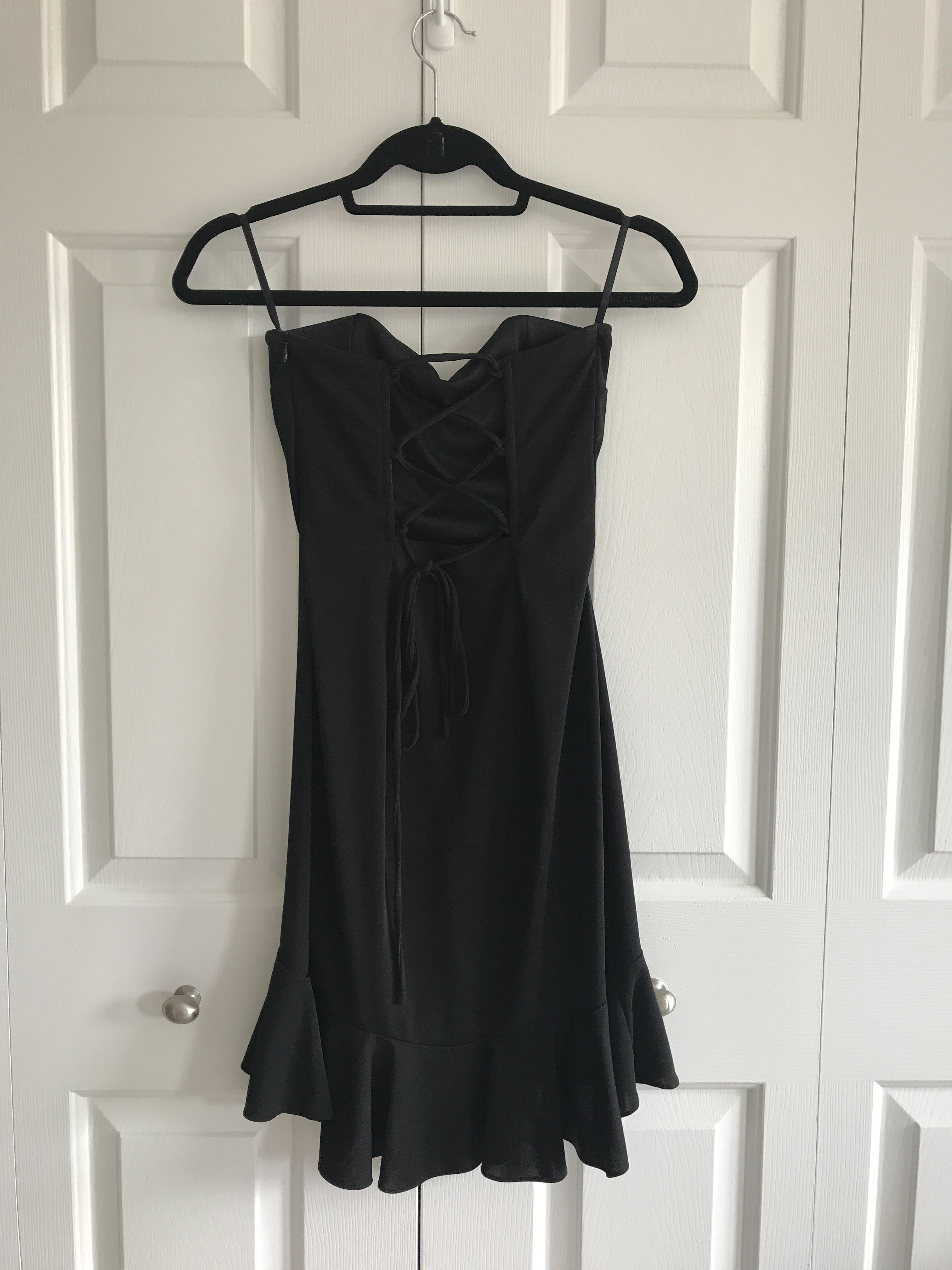 Jessica mcclintock black cocktail dresses