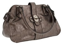 Jessica Simpson Satchel in Pewter