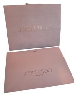 Jimmy Choo 2 Jimmy Choo shopping bags