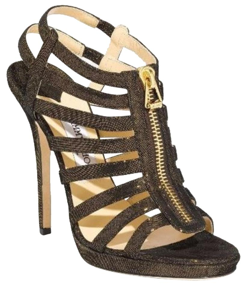 new cheap online best prices cheap online Jimmy Choo Snakeskin Caged Sandals cheap sale pay with paypal cheap finishline sneakernews online xeaozgxrF