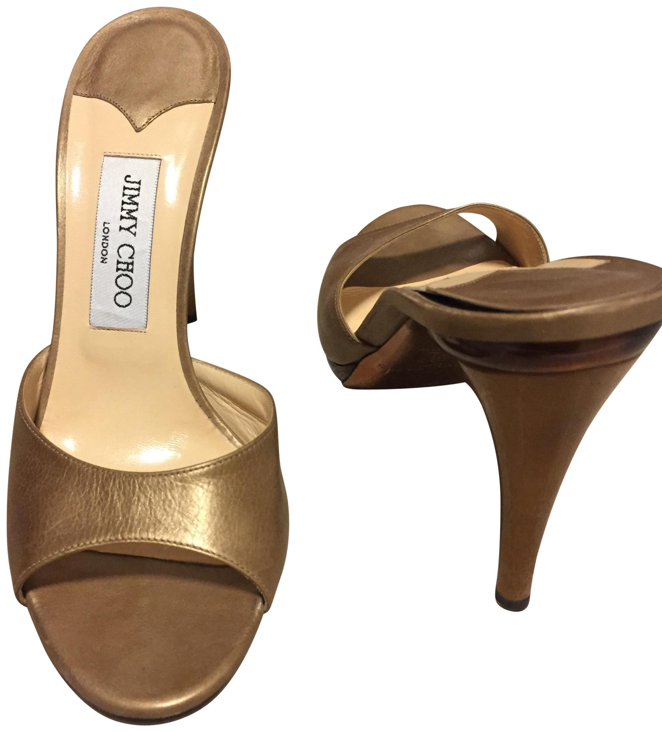 Sale New Discount 100% Authentic Jimmy choo Leather Mules & Clogs 100% Guaranteed Cheap Price JRUwF
