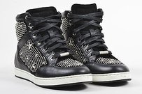 Jimmy Choo Silver Black Athletic