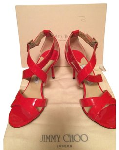 Jimmy Choo Red Formal
