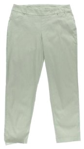 JM Collection Trouser Pants Stone