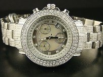 Joe Rodeo Ladies Joe Rodeo Rio Genuine Diamond Watch Full Diamond Band Ct Jro 17