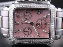 Joe Rodeo Lady Joe Rodeojojoaqua Master Diamond Watch 1.50 Ct