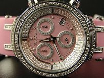 Joe Rodeo Lady Joe Rodeojojoaqua Master Diamond Watch .90 Ct