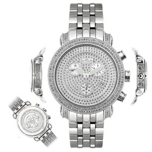 Joe Rodeo Mens Diamond Watch Joe Rodeo Classic Jcl50 Ct Illusion Dial