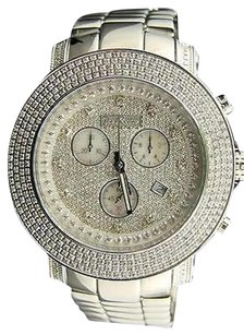 Joe Rodeo Mens Joe Rodeojojo Junior Row Bezel Diamond Watch 3.30 Ct Jju54