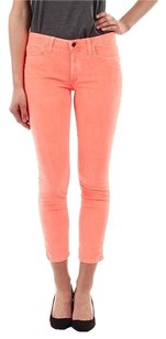 JOE'S Jeans Capri/Cropped Pants Coral mist