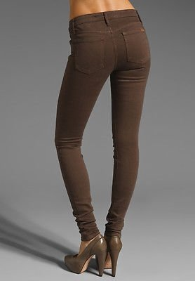 best Sold Out In Stores Joes Jeans The Skinny In Chocolate Brown ...