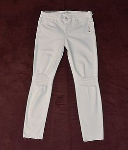 JOE'S Jeans B0 Joes The Icon Danika White Skinny Jeans