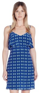 Joie short dress Blue Summer Sun on Tradesy