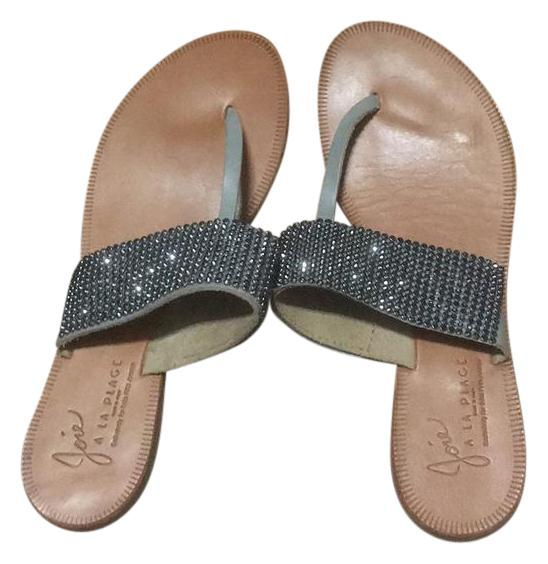 Join Studded Sandals