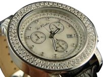 JoJino Mens Joe Rodeo Junior Jojo Big Diamond Watch 4.75 Ct