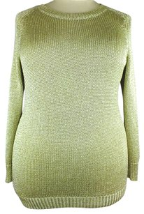 Jones New York Plus Size Fashions Lurex Sweater