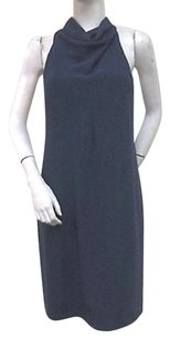 Joseph Ribkoff Navy High Dress