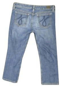 Juicy Couture Capri Cropped Denim Capri/Cropped Denim