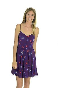 Juicy Couture short dress Multi-Color Royal Plum on Tradesy