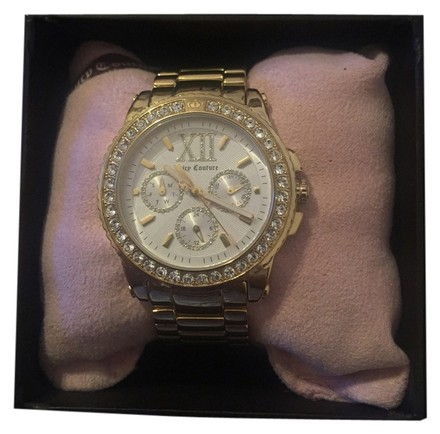 Preload https://item1.tradesy.com/images/juicy-couture-gold-watch-5136145-0-0.jpg?width=440&height=440