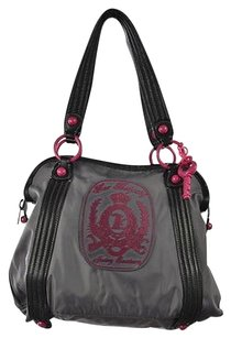 Juicy Couture Womens Satchel in Gray