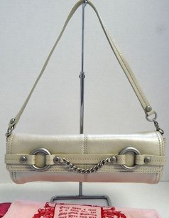 Juicy Couture Champagne Pearl Shoulder Bag