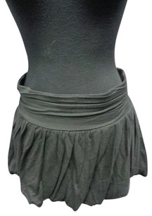 Juicy Couture Viscose Skirt Black