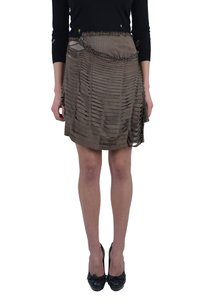 Just Cavalli Mini Mini Mini Skirt Gray