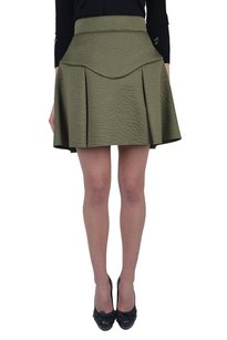 Just Cavalli Mini Mini Mini Skirt Green