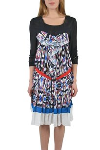 Just Cavalli short dress Multi-Color Shirt on Tradesy