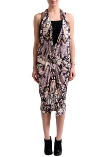 Just Cavalli short dress Multi-Color Tunic on Tradesy