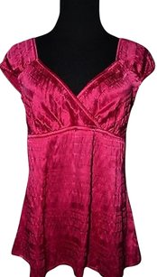 JWLA Nanette Lapore Raspberry Top Purple