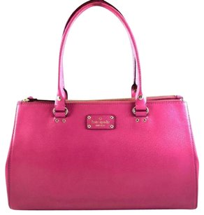 Kate Spade Shoppers Tote in Pink