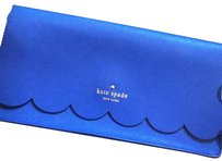 Kate Spade Nightlife Blue Clutch