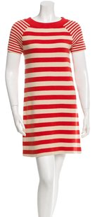 Kate Spade short dress Red/Beige on Tradesy