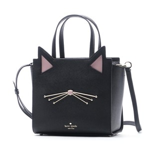 Kate Spade Jazz Thing Up Cat Hayden Pxru7047 098689969572 Satchel in black