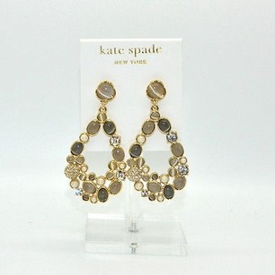 Kate Spade Kate Spade Bashful Blossom Drop Earrings 14k Gold Fill
