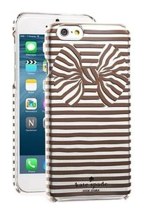 Kate Spade Kate spade 'bow Stripe' Iphone 6 & 6s Case