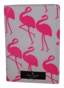 Kate Spade Kate Spade Daycation Flamingo Passport Holder