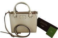 Kate Spade Satchel in Porcelain Cream